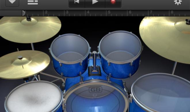 Apple aktualisiert GarageBand für iOS, unterstützt Audiobus
