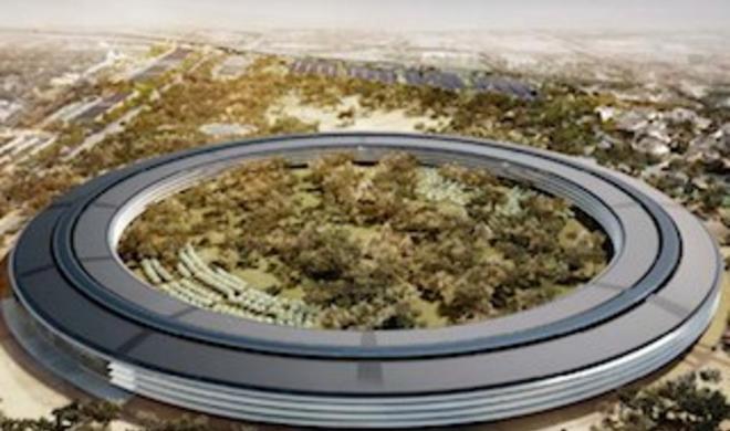 Apple verschickt Broschüre an Nachbarn in Cupertino zum neuen Apple-Firmensitz
