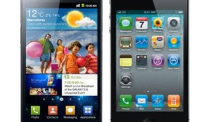 Diese acht Samsung-Smartphones will Apple verbieten lassen