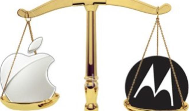 Motorola Mobility vs. Apple: Nur noch acht Patente stehen zur Debatte