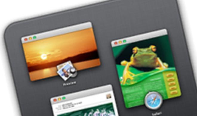 OS X Lion: Schneller Wechsel zwischen Schreibtischen