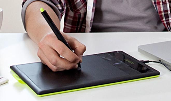 Kurztest: Wacom Bamboo Fun Pen & Touch 2011 mit Wireless Accessory Kit