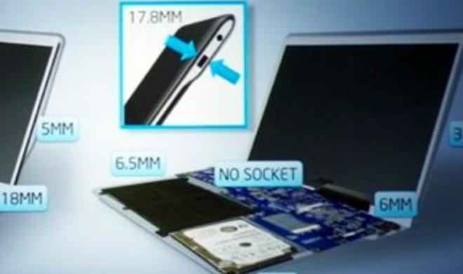 CES 2012: Intel gibt Vorgeschmack auf MacBook-Air-Redesign