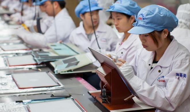 iPhone-Fertigung: Foxconn-Manager haben sich bestechen lassen