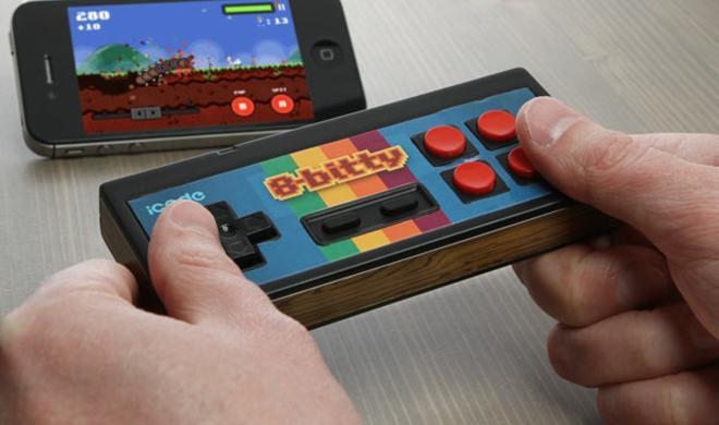 iCade 8-Bitty: Gamepad von Think Geek im NES-Design