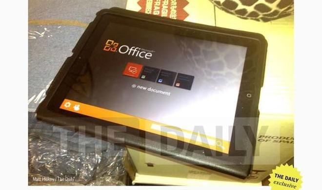 Gerücht: Microsoft Office soll im November für iOS und Android erscheinen
