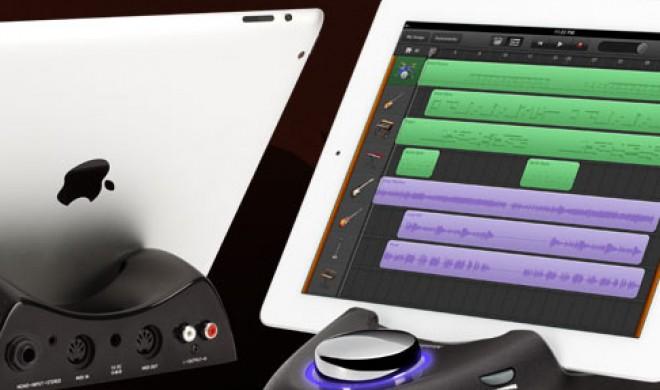 StudioConnect: Griffin kündigt kombiniertes Audio-/MIDI-Interface für das iPad an
