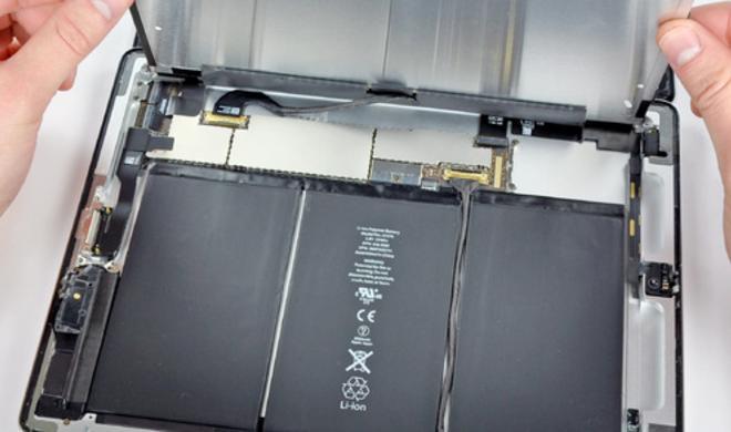 Apple erklärt iPad-Ladezyklus