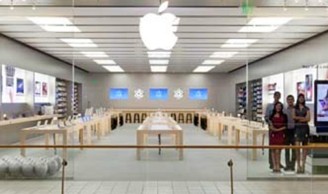 Analyst: Apple Stores zu klein und überfüllt