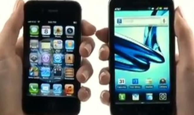 Smartphone-Marktanteile USA: iOS liegt wieder vor Android