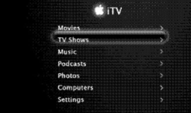 iTV-Markenzeichen: US-Unternehmen droht Apple