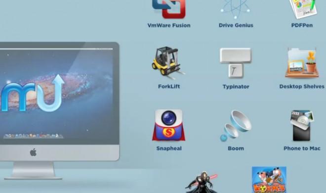 MacUpdate Bundle: VMware Fusion 4, DriveGenius 3 und mehr für unter 40 Euro