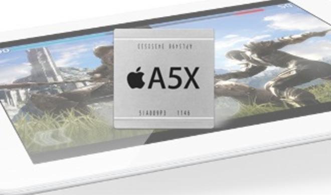 iPad 2 und iPad 3. Generation im Benchmark-Vergleich