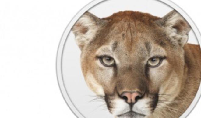 OS X Mountain Lion: Apple veröffentlicht Developer Preview 4