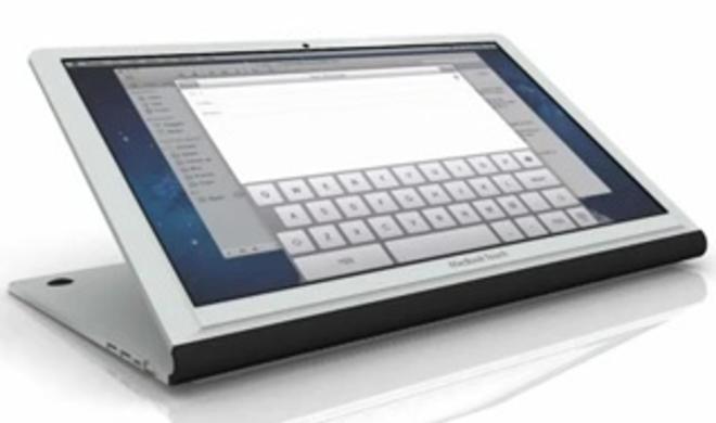 MacBook touch: Das Konzeptvideo