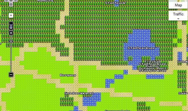 Google Maps, Hungry Hippos: Aprilscherze aus dem Web