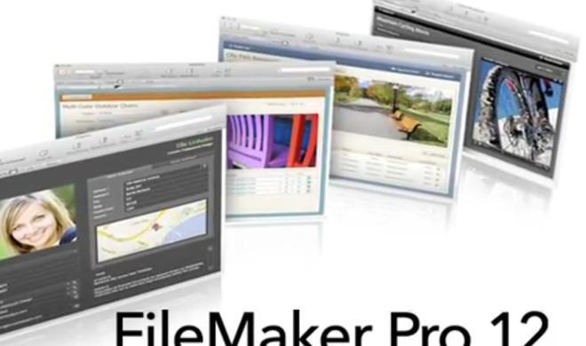 FileMaker 12 veröffentlicht, iOS-Versionen kostenlos