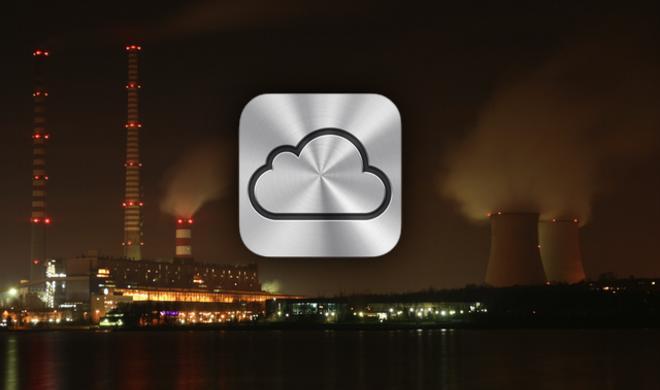 Greenpeace-Studie: Die iCloud ist ein Klimakiller