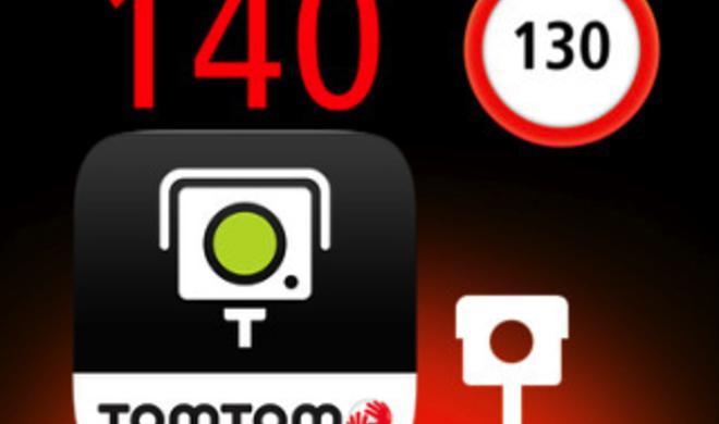 12 Monate kostenlos: TomTom aktualisiert Radarkamera-App für iPhone
