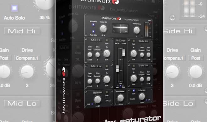 Brainworx M/S Multiband Saturator