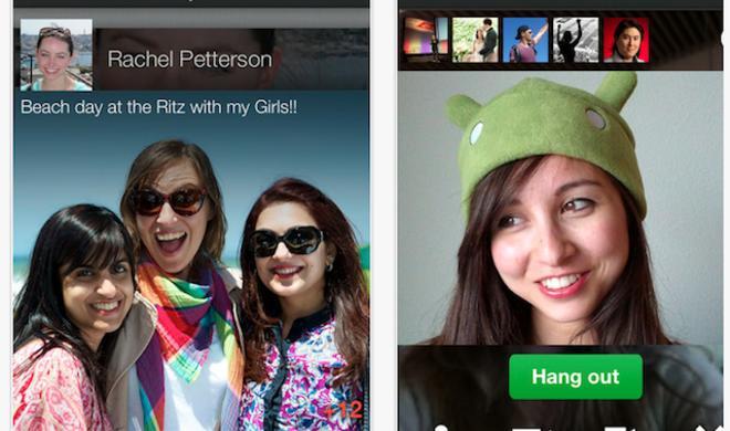 Google+: Rundum aktualisierte Version der offiziellen iPhone-App erschienen