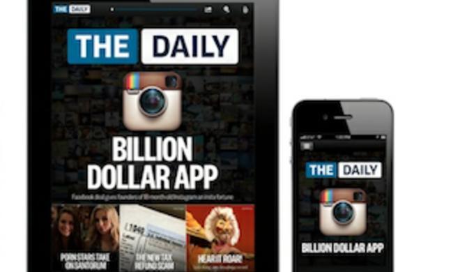 """iPad-Tageszeitung """"The Daily"""" wird eingestellt"""