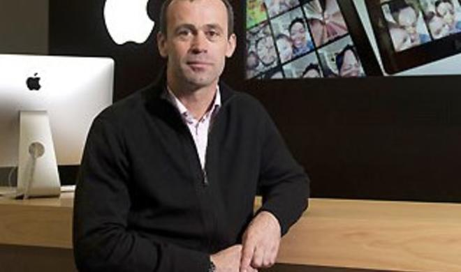 Mail an das Team: Apples neuer Retail-Chef John Browett stellt sich vor