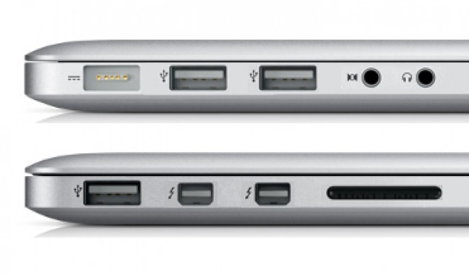 MacBook Pro 15-Zoll 2012: Angeblich mit Retina Display, ultraflachem Design und USB 3.0