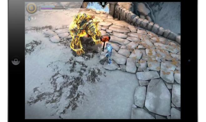 Infinity Blade: Dungeons erscheint erst 2013
