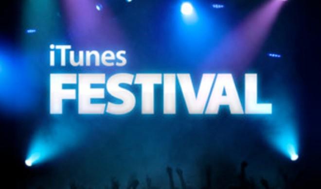Apple kündigt iTunes Festival London an