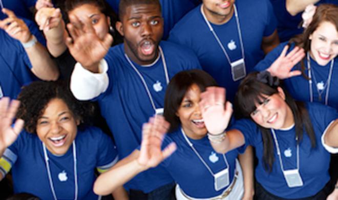 Apple Store: John Browett zieht Lohnerhöhungen vor