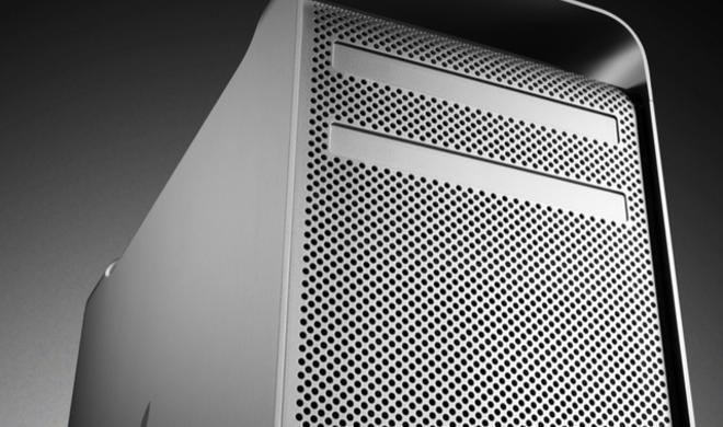 Stilles Update für den Mac Pro: Jetzt mit Intel Xeon E5 CPU, mit bis zu 12 Prozessorkernen