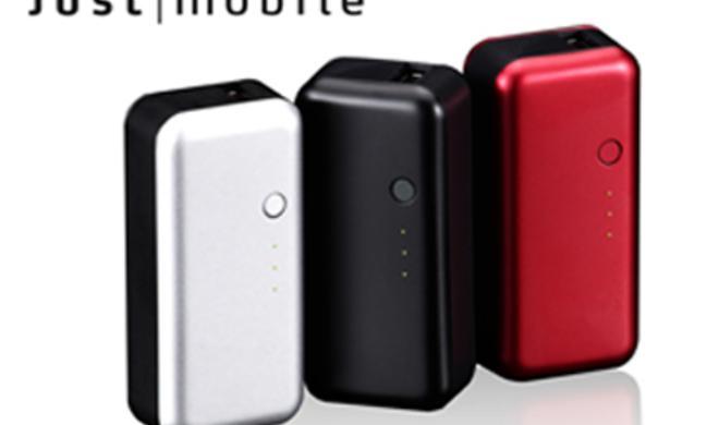 Just Mobile Gum: Neuer Backup-Akku für iOS-Anwender