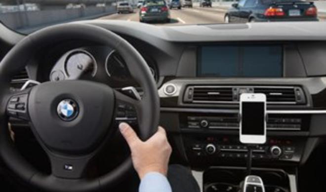 Siri Eyes Free: Apple ließ Automobilhersteller im Dunkeln