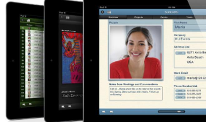 FileMaker veröffentlicht Bento 4 für iPad