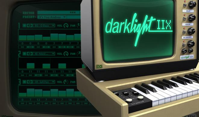 Darklight IIx - Sampler Workstation