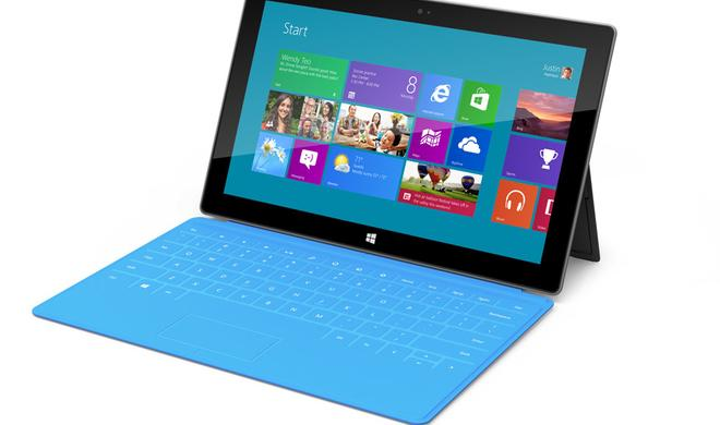 Nach Surface: HP plant kein Tablet mit Windows RT mehr