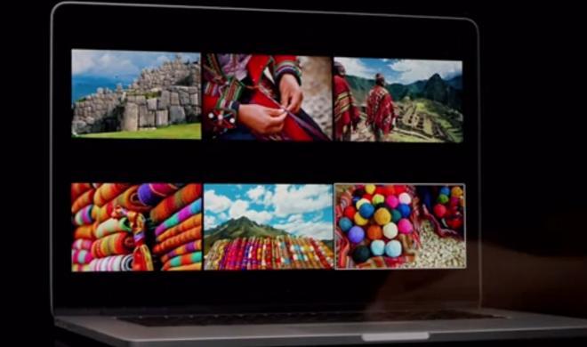 MacBook Pro mit Retina-Display: Geisterbilder noch immer ein Thema