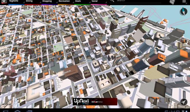 Amazon steigt mit Übernahme von UpNext in den 3D-Karten-Markt ein