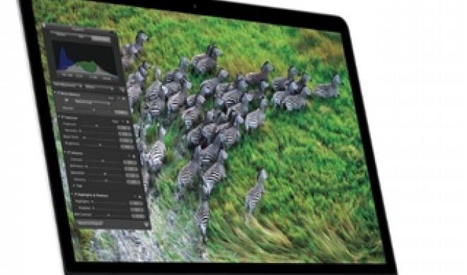 Apple veröffentlicht Firmware-Update für MacBook Pro Retina