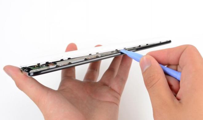 Nexus 7 leichter zu reparieren als das iPad 3