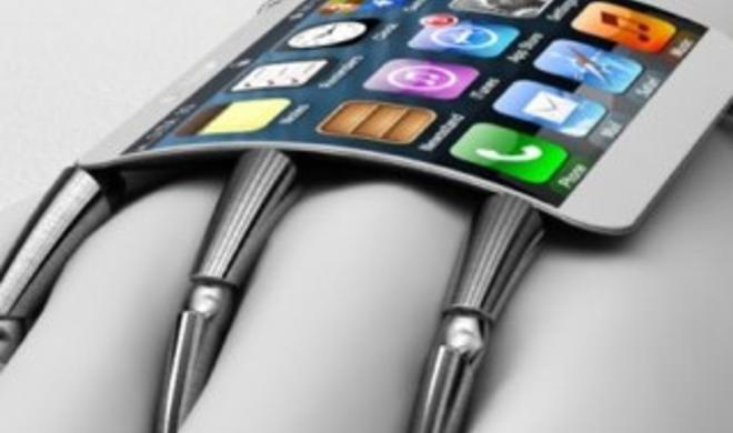 """""""iPhone zum Anziehen"""": So könnte ein """"Wearable Computer"""" aus dem Hause Apple aussehen"""