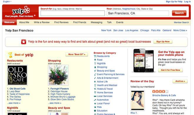 Steve Jobs warnte Yelp-Boss vor Google-Übernahme