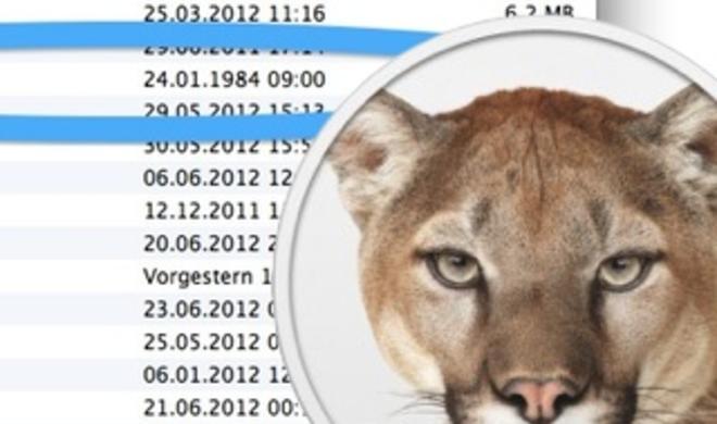 OS X Mountain Lion enthält Easteregg mit Anspielung auf den ersten Macintosh