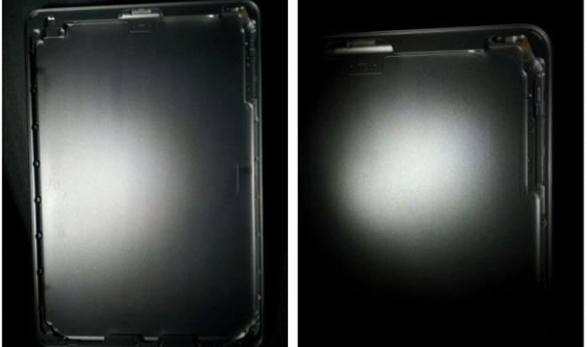 Angebliche iPad-Mini-Rückseite zeigt kein Loch für Kamera