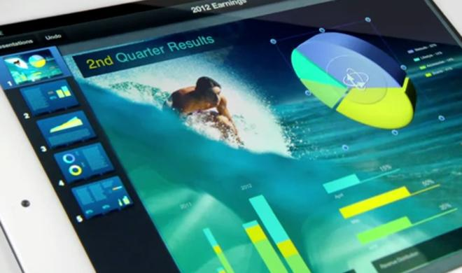 Neuer iPad-Werbespot: Do it All