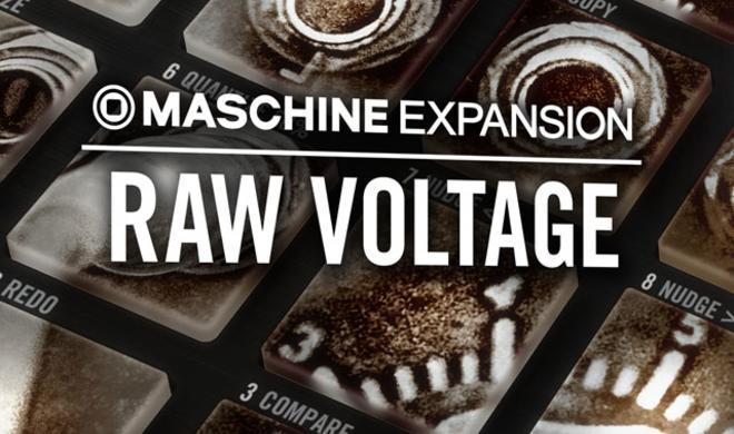 Raw Voltage für Native Instruments Maschine