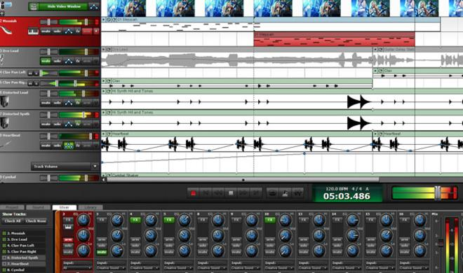 Klemm Music Technology Mixcraft 6