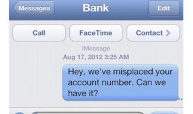SMS-Betrug: Hacker entdeckt schwere Sicherheitslücke in iOS