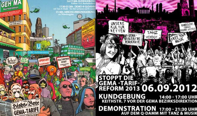 Bundesweiter Protesttag, Kundgebung und Demonstration